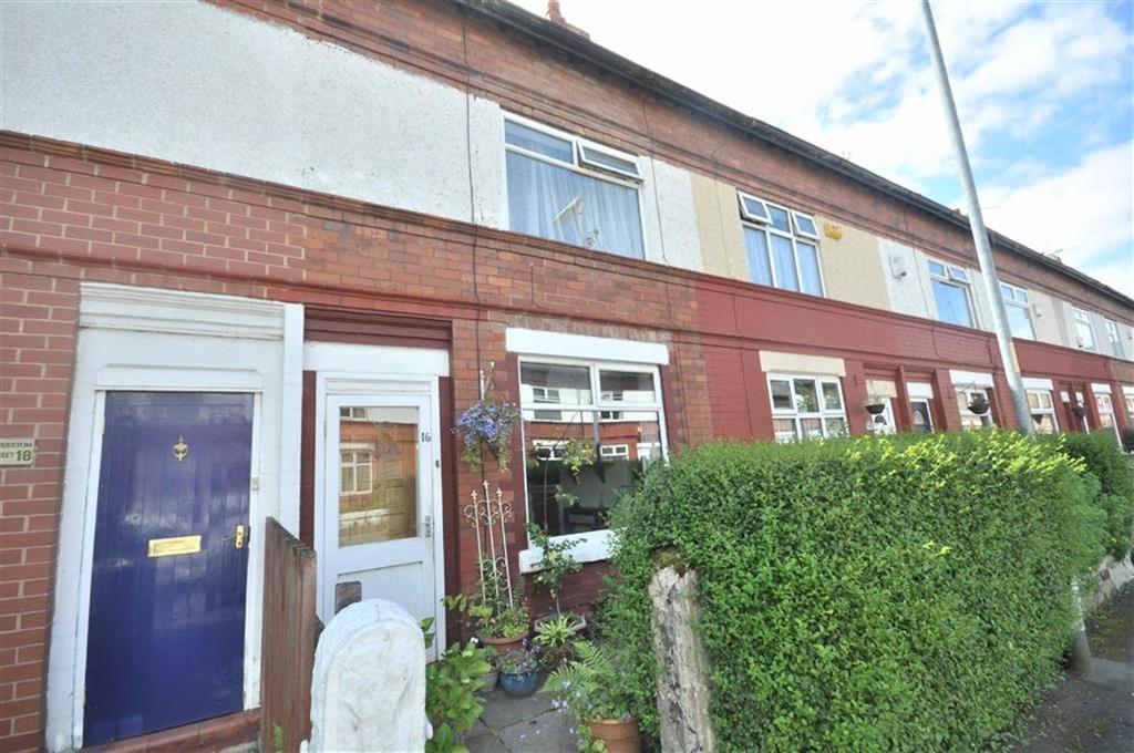 2 Bedrooms Terraced House for sale in Elverston Street, Northenden, M22