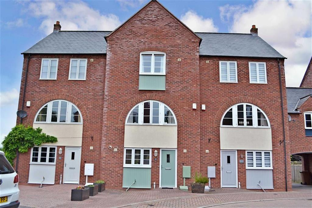 3 Bedrooms Terraced House for sale in Market Bosworth