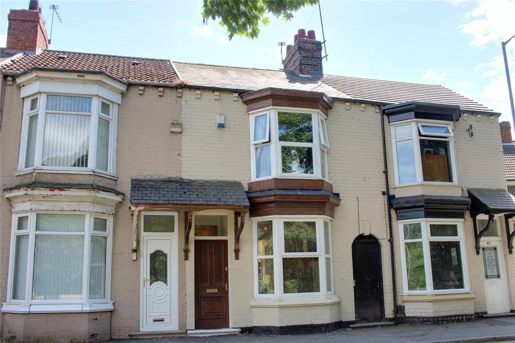 2 Bedrooms Terraced House for sale in Burlam Road, Linthorpe