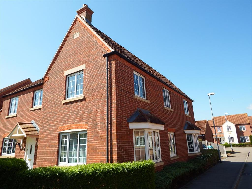 4 Bedrooms Detached House for sale in Nursery Way, Spalding