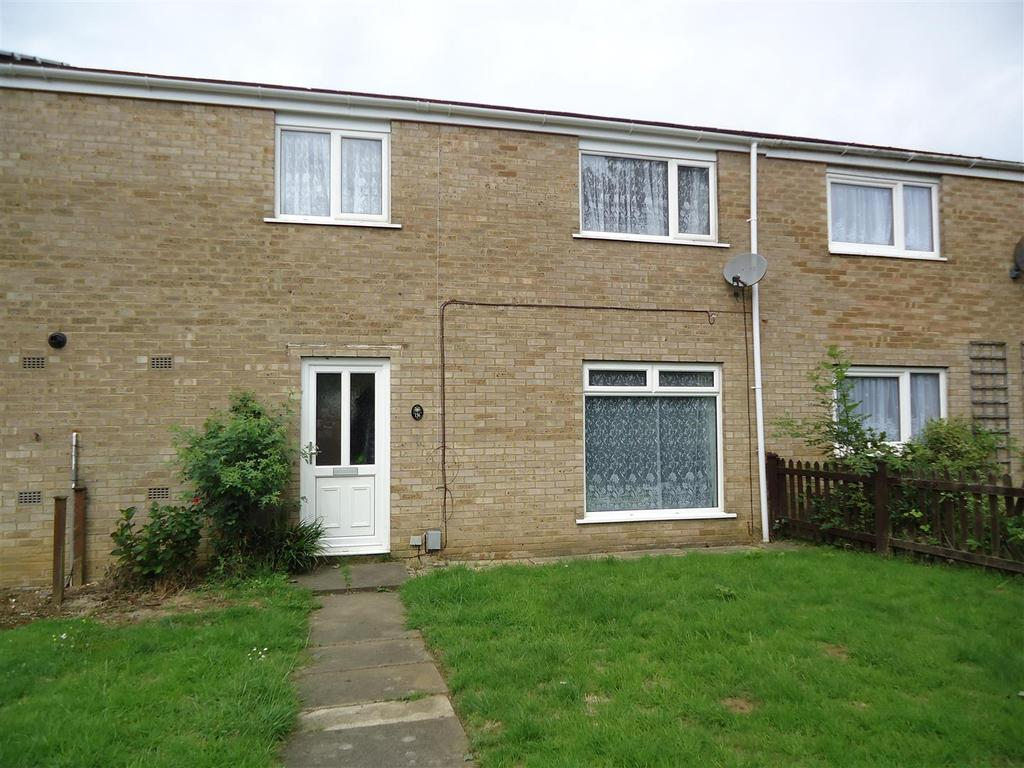 3 Bedrooms Terraced House for sale in Canterbury Way, Stevenage