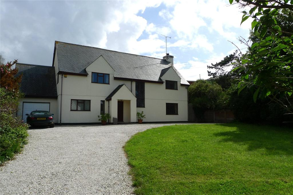 4 Bedrooms Detached House for sale in Porthcothan Bay, Padstow, Cornwall