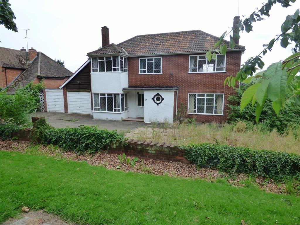 3 Bedrooms Detached House for sale in Leamington Road, Coventry