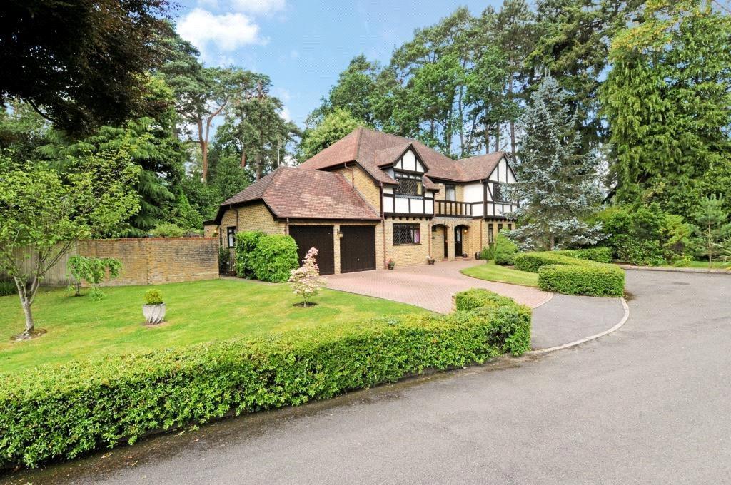5 Bedrooms Detached House for sale in Grant Walk, Sunningdale, Ascot, Berkshire, SL5