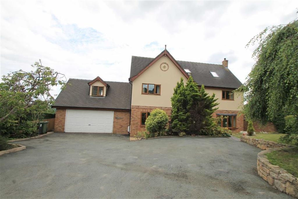 6 Bedrooms Detached House for sale in Pen Y Gaer Road, Garth, Llangollen