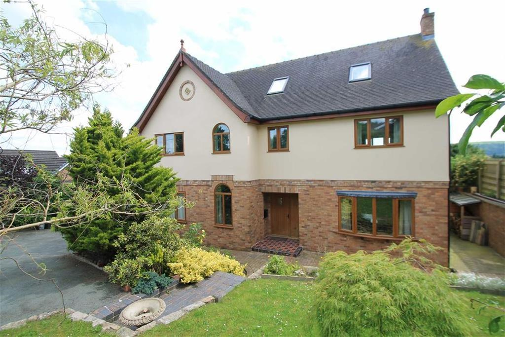 6 Bedrooms Detached House for sale in Pen Y Gaer Road, Garth, Llangollen