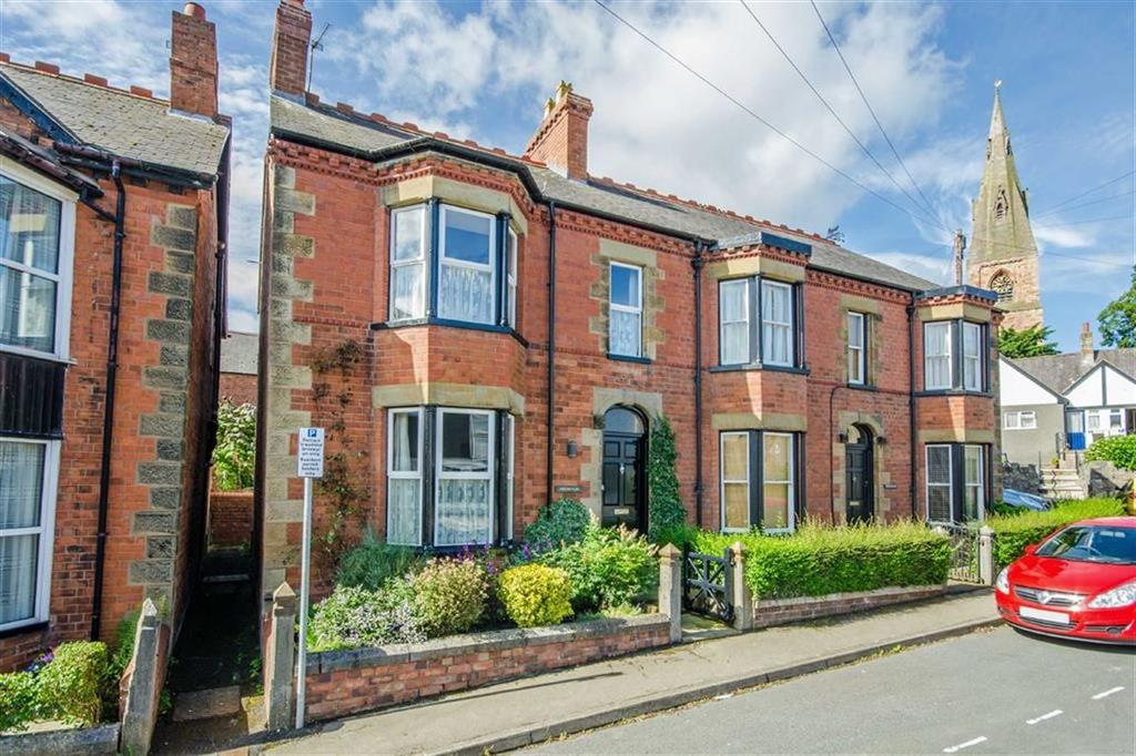 3 Bedrooms Semi Detached House for sale in Mount Street, Ruthin
