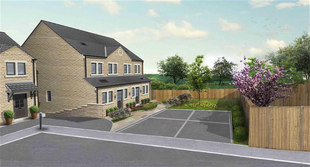 3 Bedrooms Semi Detached House for sale in 3, Longwood, Huddersfield, HD3