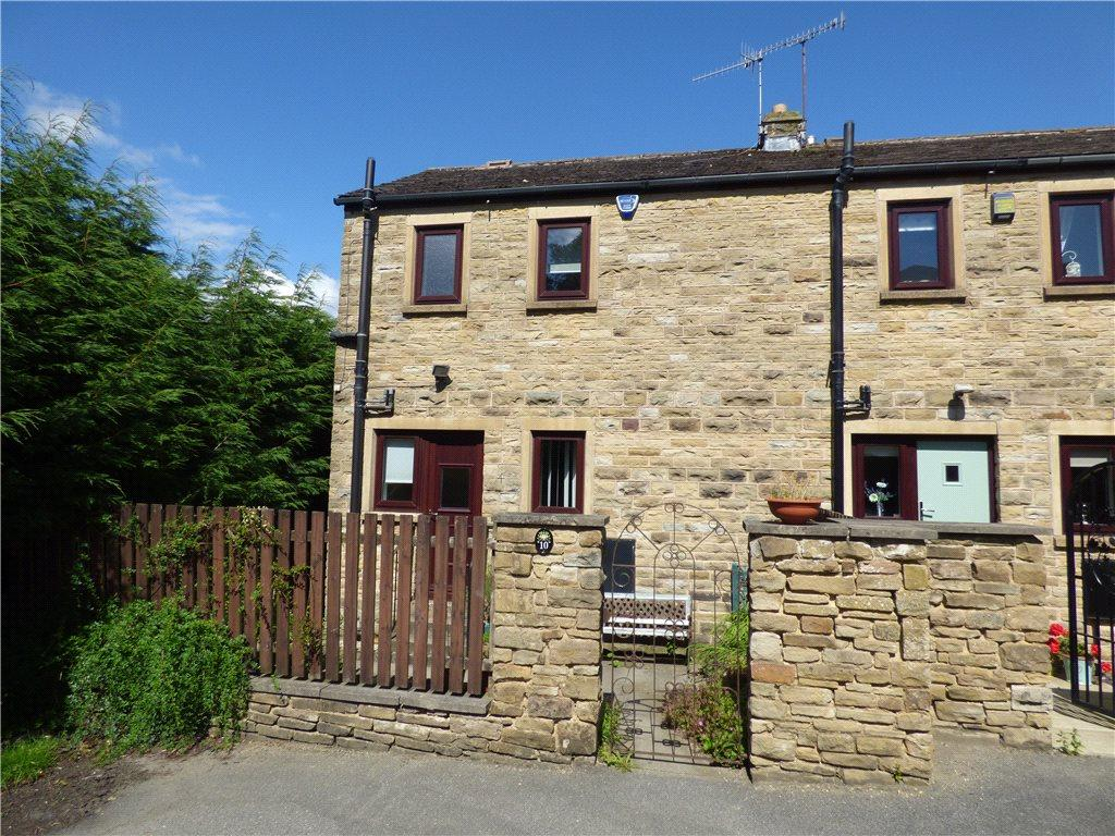 2 Bedrooms Semi Detached House for sale in Chapel Court, Wilsden, Bradford, West Yorkshire
