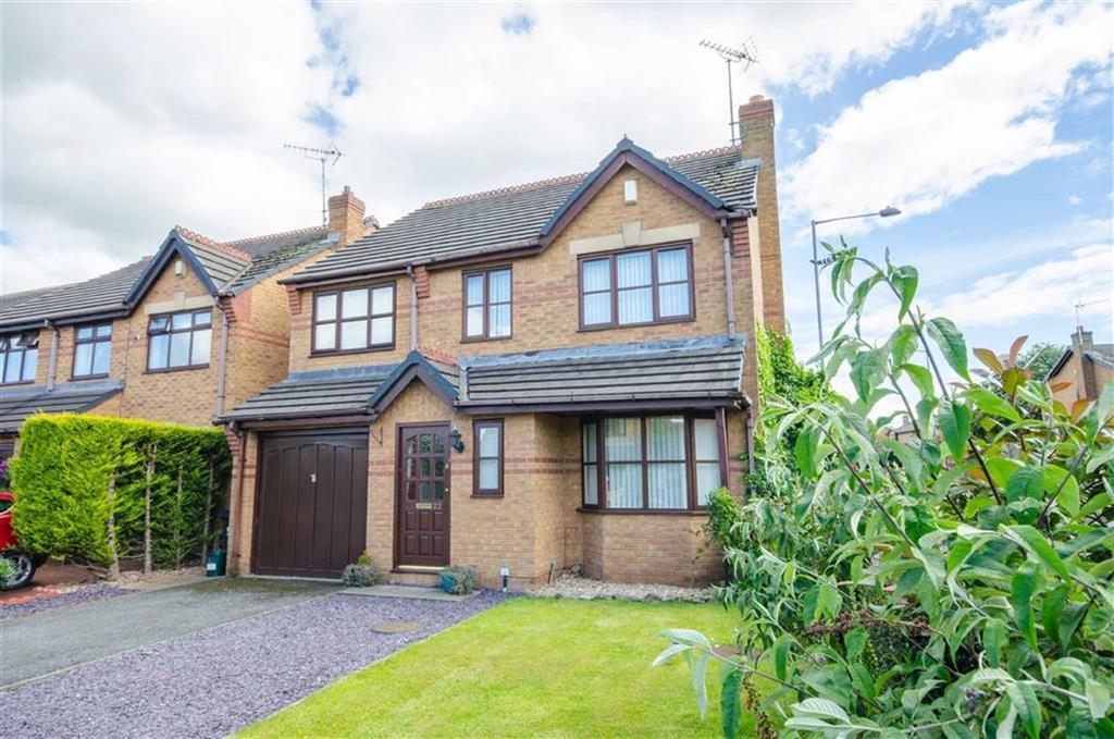 5 Bedrooms Detached House for sale in Brickbarn Close, Buckley
