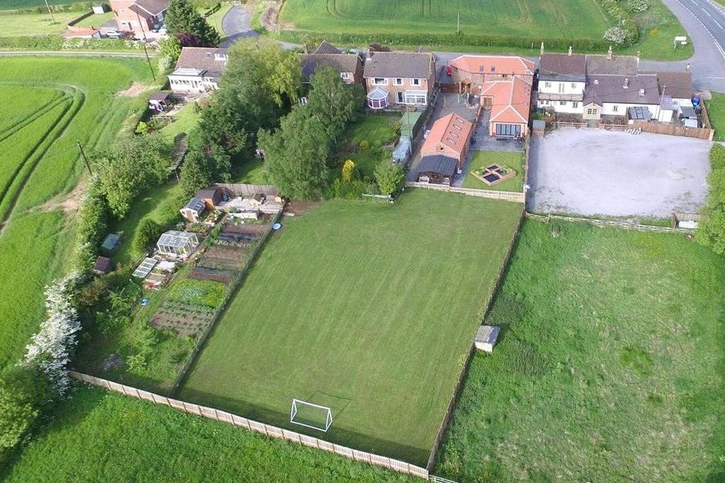 5 Bedrooms Detached House for sale in Atley Hill, South Cowton