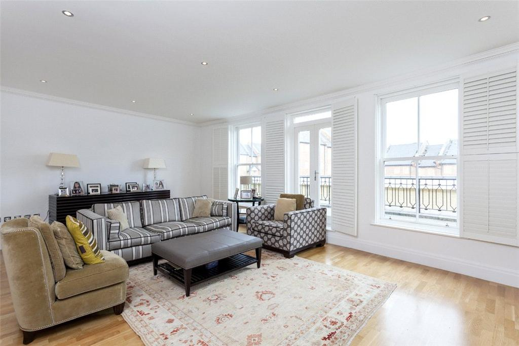 7 Bedrooms Terraced House for sale in Imperial Crescent, Imperial Wharf, Fulham, London, SW6