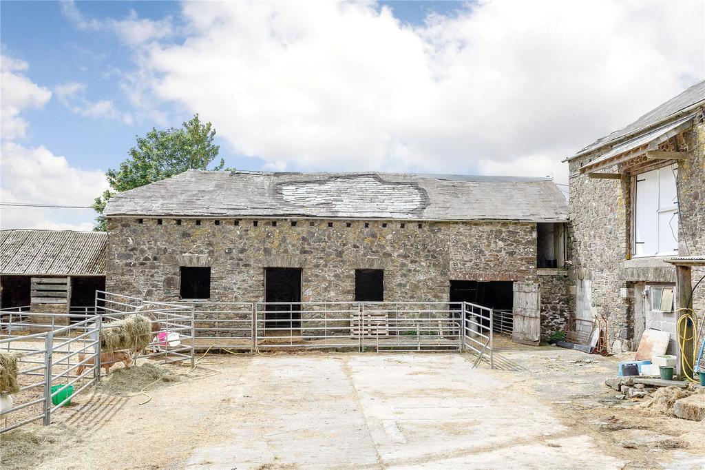 2 Bedrooms Barn Conversion Character Property for sale in Bradstone, Tavistock, Devon