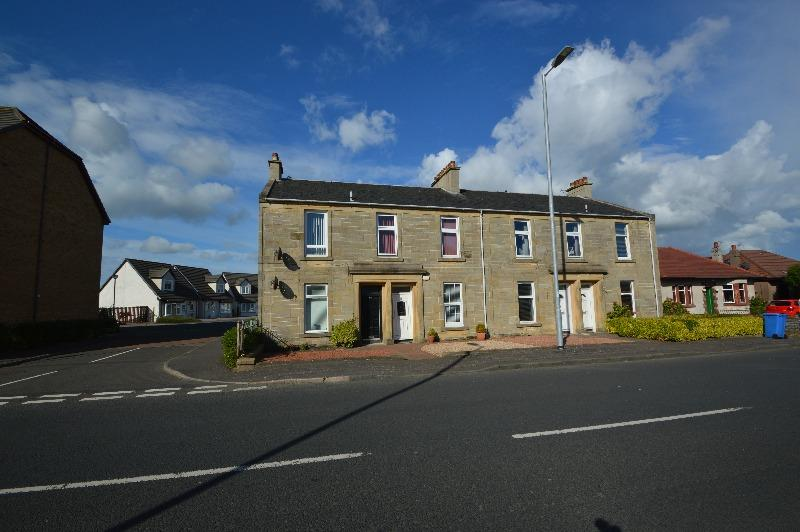 1 Bedroom Flat for sale in Annick Road, Irvine, North Ayrshire, KA12 0JF