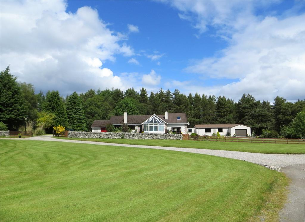 4 Bedrooms Detached House for sale in Hartmount, East Lamington, Tain
