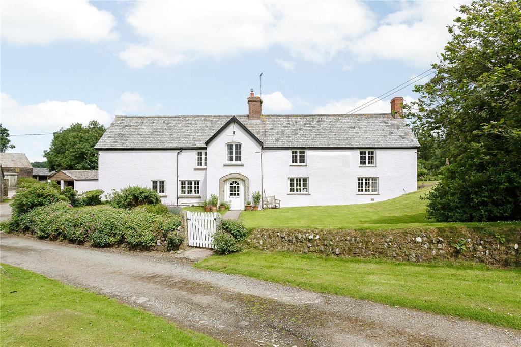 6 Bedrooms Detached House for sale in Bradstone, Tavistock, Devon