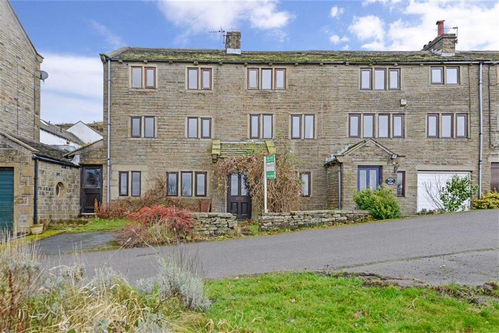3 Bedrooms Cottage House for sale in Top O' Th' Bank, Thurstonland, Huddersfield, HD4
