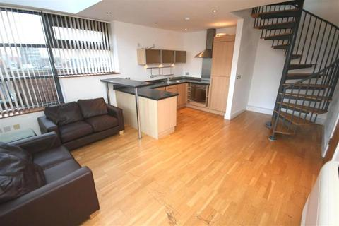 2 bedroom penthouse to rent - Mere House, Ellesmere Street, Manchester, Greater Manchester, M15