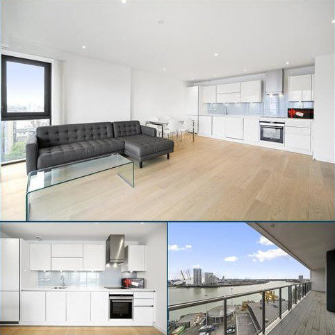 3 bedroom flat to rent - Horizons Tower, 1 Yabsley Street, London, E14