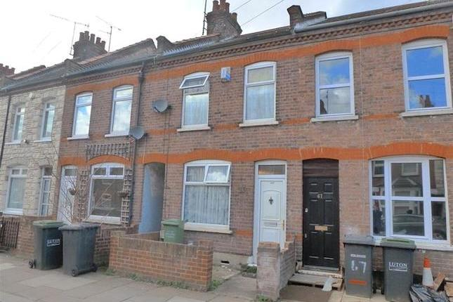2 Bedrooms Terraced House for sale in NORMAN ROAD, LUTON LU3