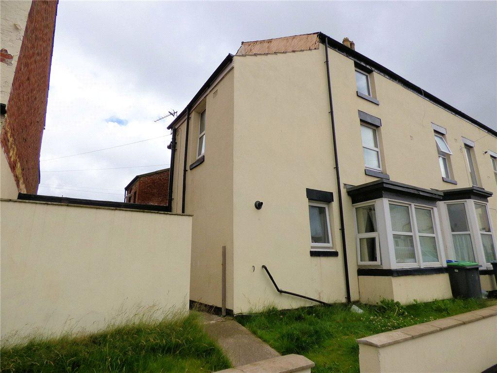 2 Bedrooms End Of Terrace House for sale in Peter Street, Blackpool, Lancashire