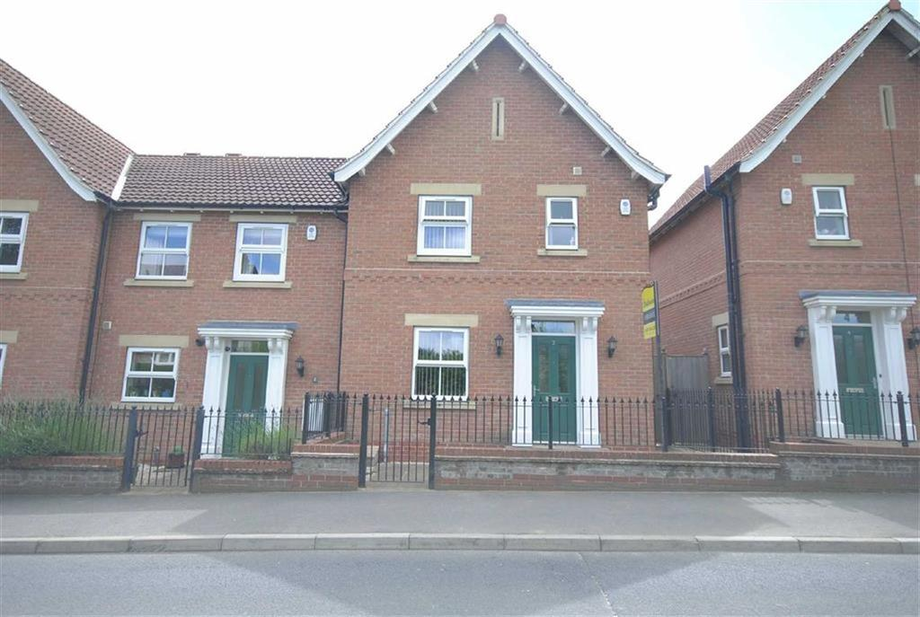 3 Bedrooms End Of Terrace House for sale in Church Hill Terrace, Sherburn In Elmet, Leeds, LS25