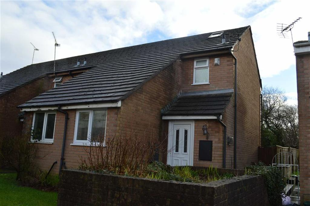 1 Bedroom End Of Terrace House for sale in Pant Yr Helyg, Swansea, SA5