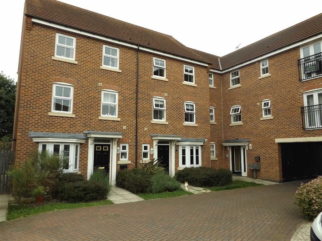 4 Bedrooms Town House for sale in Conisborough Way, Hemsworth, WAKEFIELD, WF9