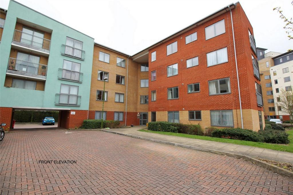 2 Bedrooms Flat for sale in Kilby Road, Stevenage, Hertfordshire