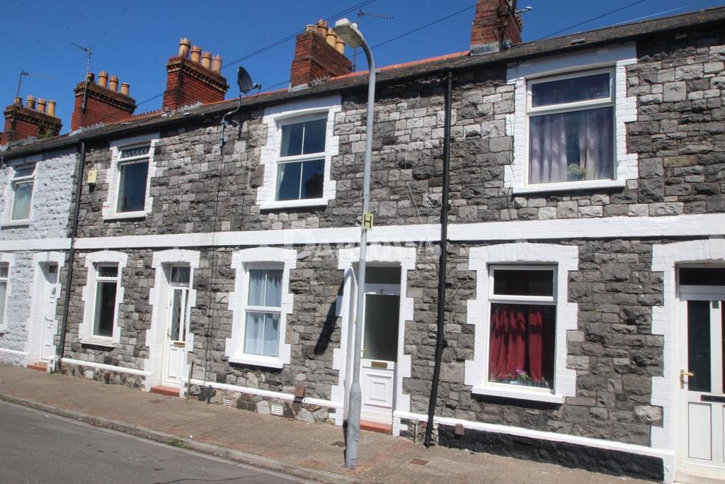 2 Bedrooms Terraced House for sale in Kerrycroy Street, Splott, Cardiff