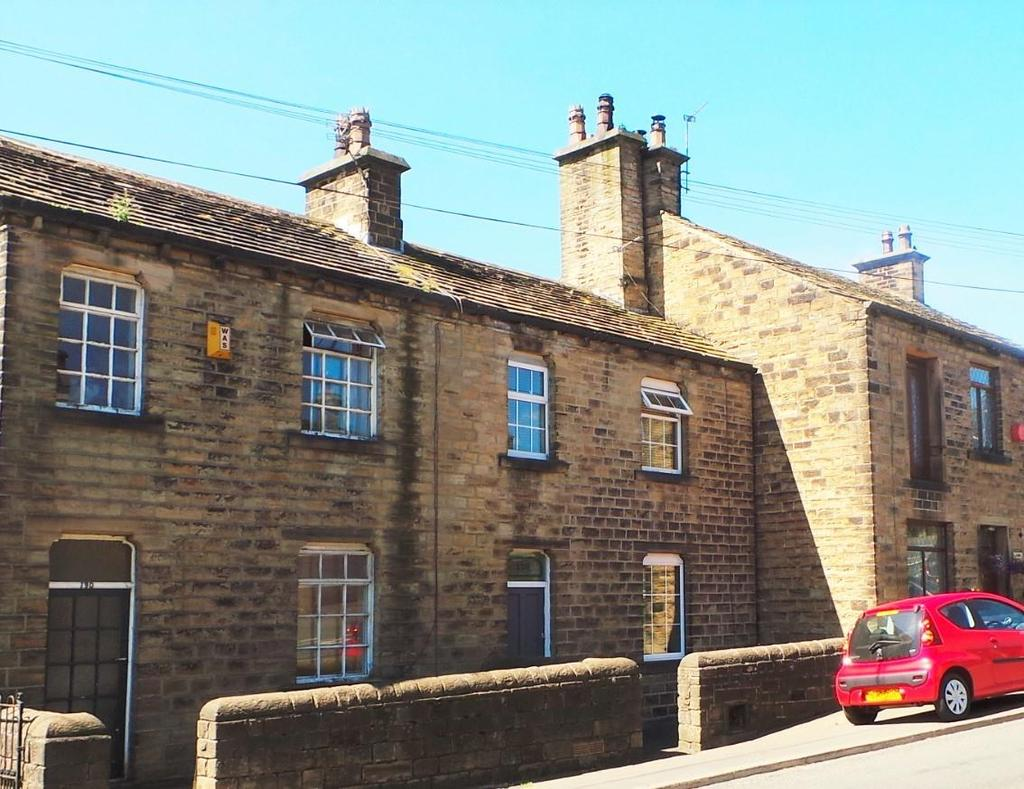 3 Bedrooms Cottage House for sale in Penistone Road, Shelley, Huddersfield, HD8 8HZ