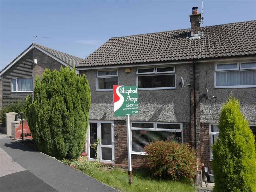 3 Bedrooms End Of Terrace House for sale in Cowslip Drive, Penarth