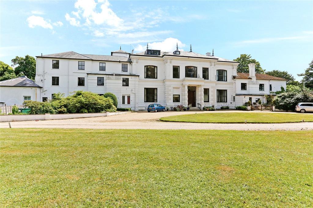 4 Bedrooms Unique Property for sale in Sandhurst Lodge, Wokingham Road, Crowthorne, Berkshire, RG45
