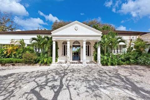 7 bedroom house  - Cockade House, St Thomas, Barbados