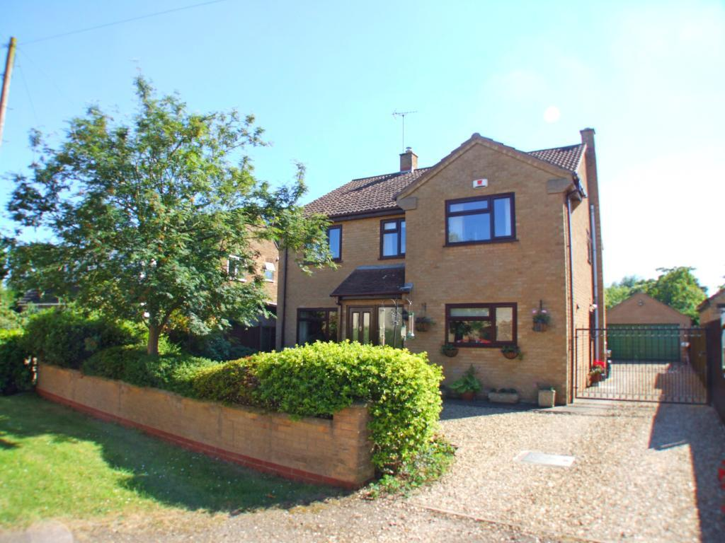 4 Bedrooms Detached House for sale in Eastgate, Deeping St. James, Peterborough, Lincolnshire, PE6