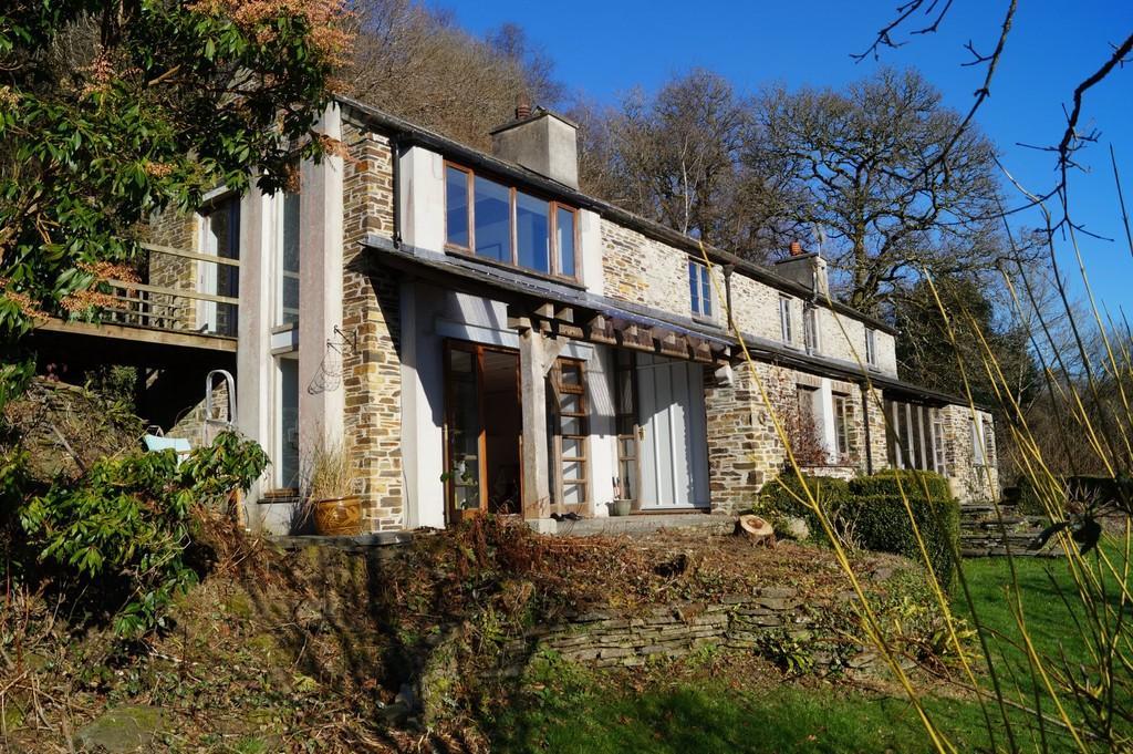 4 Bedrooms Detached House for sale in Sydenham Damerel, Tavistock