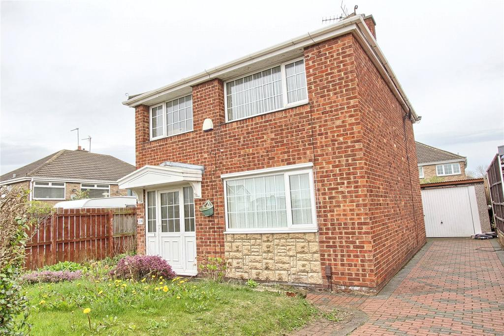 3 Bedrooms Detached House for sale in Durham Road, Eston