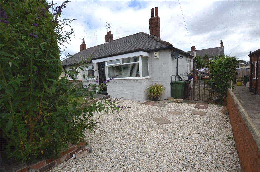 2 Bedrooms Semi Detached Bungalow for sale in Oak Road, Leeds, West Yorkshire
