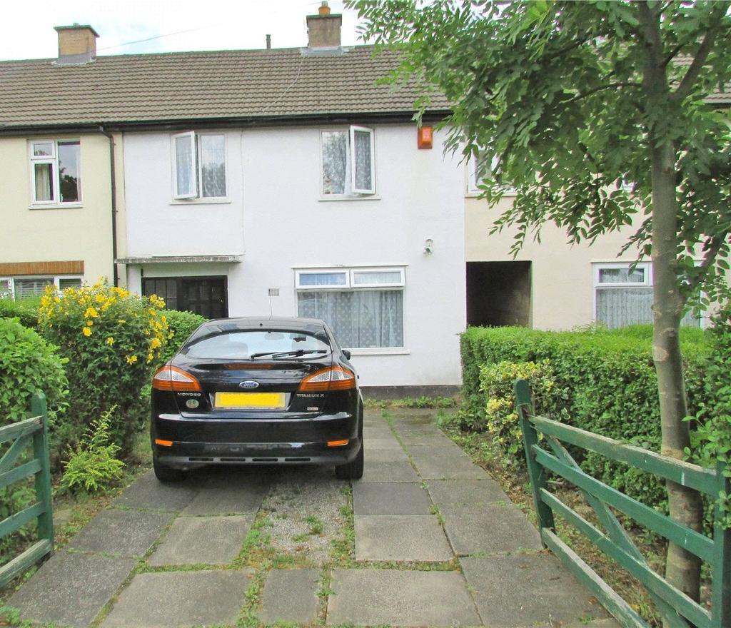 2 Bedrooms Terraced House for sale in Sherwood Avenue, Bradley, Huddersfield, HD2