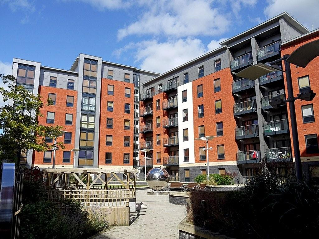 2 Bedrooms Apartment Flat for rent in Atlantic One, 1 St Georges Walk, Sheffield, S3 7AP