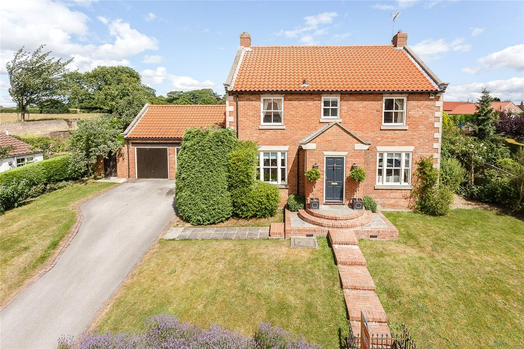 5 Bedrooms Detached House for sale in Stonegate, Whixley, York, North Yorkshire