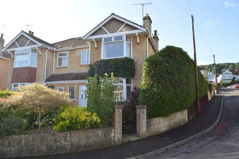 3 bedroom semi-detached house to rent - Bloomfield Grove, Bath, BA2