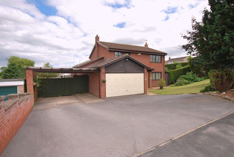 4 Bedrooms Detached House for sale in Greenfield Road, Middleton-on-the-Wolds