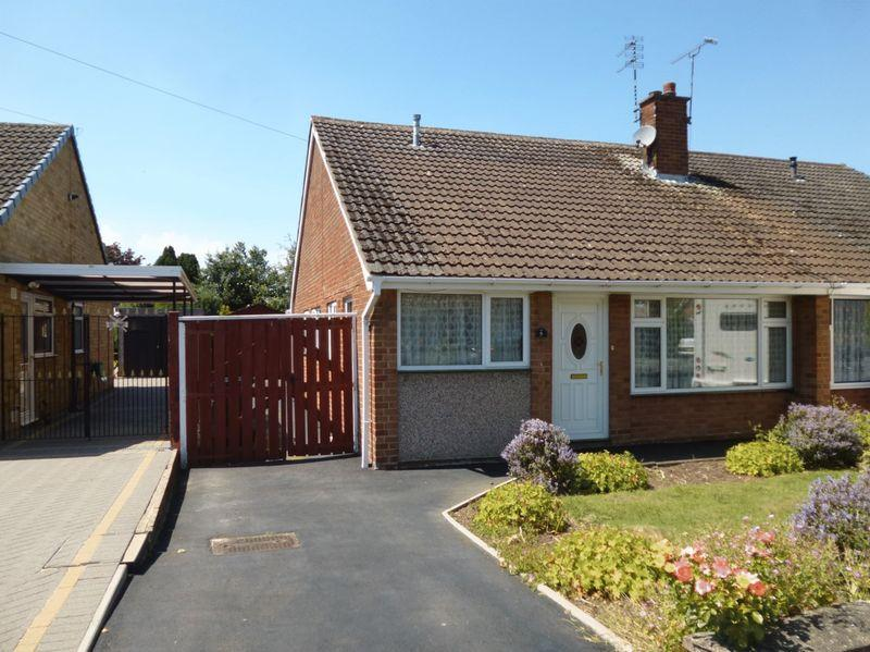 3 Bedrooms Semi Detached Bungalow for sale in Scott Avenue, Nuneaton