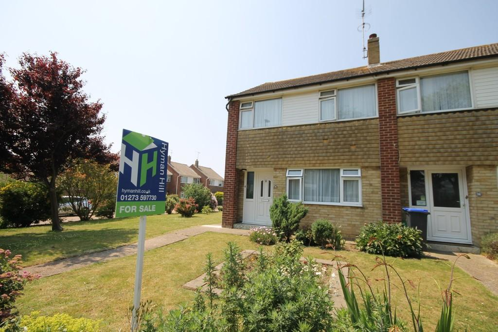 3 Bedrooms End Of Terrace House for sale in Stoney Lane, Shoreham-by-Sea