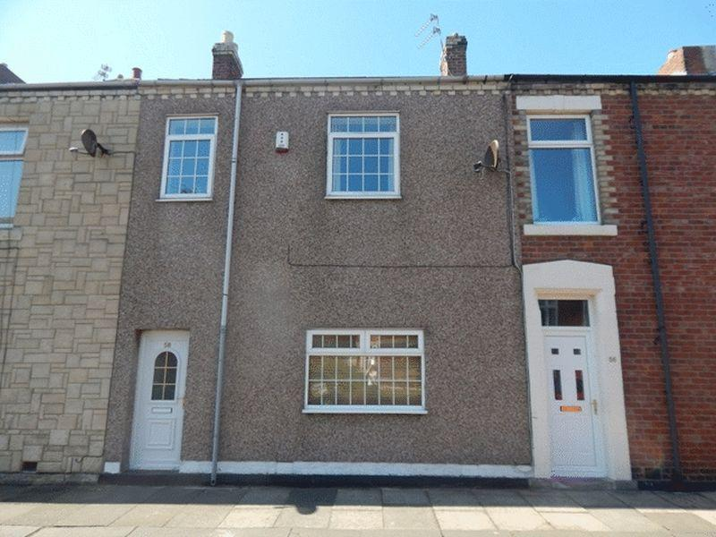 3 Bedrooms Terraced House for sale in Percy Street, Blyth