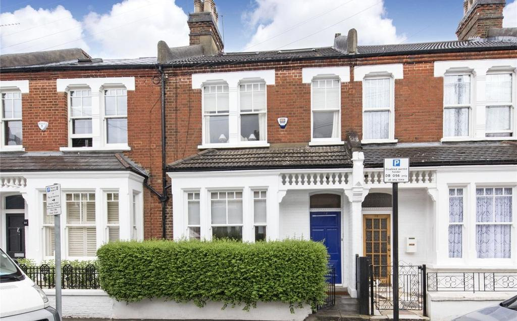 4 Bedrooms Terraced House for sale in Cupar Road, Battersea, London, SW11
