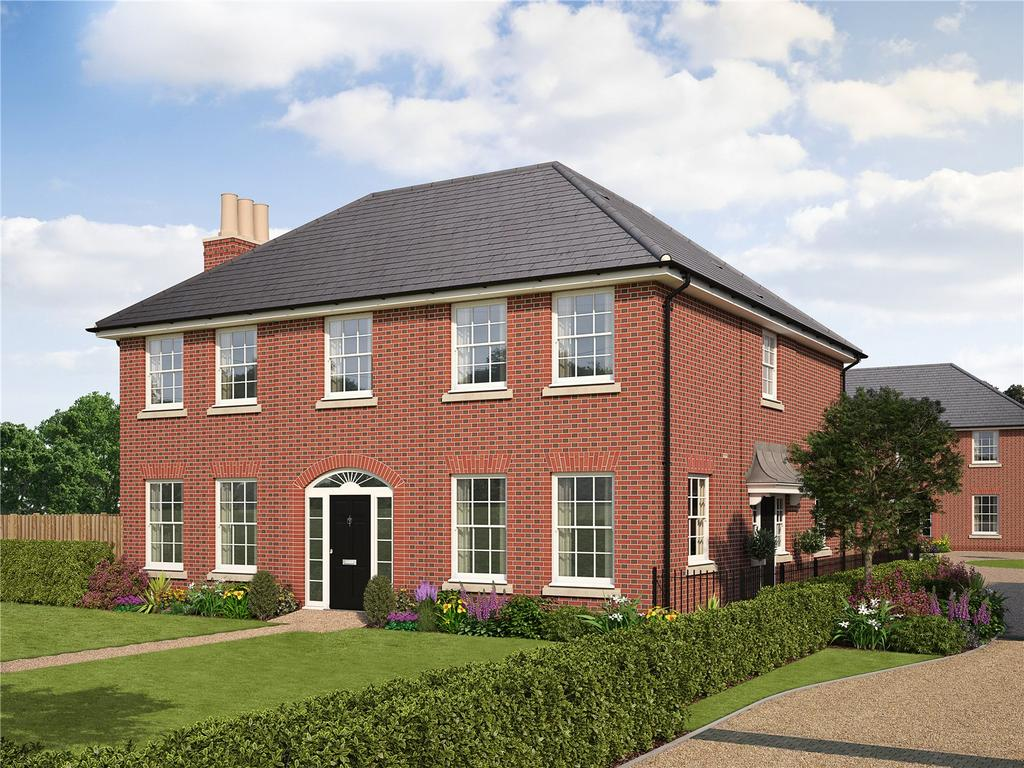4 Bedrooms Detached House for sale in Westwood Mews, West Street, Reigate, Surrey, RH2