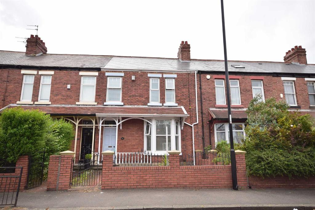 4 Bedrooms Terraced House for sale in Ormonde Street, Barnes, Sunderland