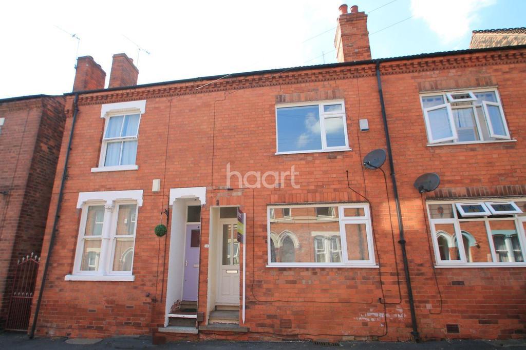 2 Bedrooms Terraced House for sale in Manor Street, Sneinton, Nottingham
